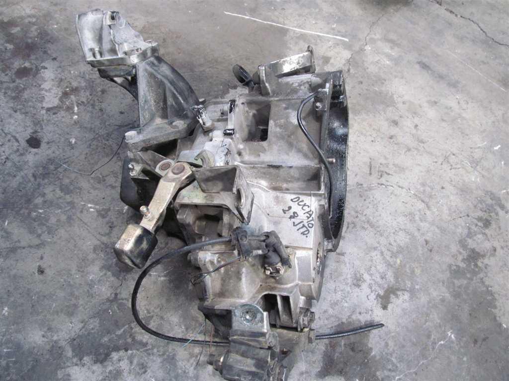 cutie viteza manuala - fiat ducato 2.8jtd 2003 diesel