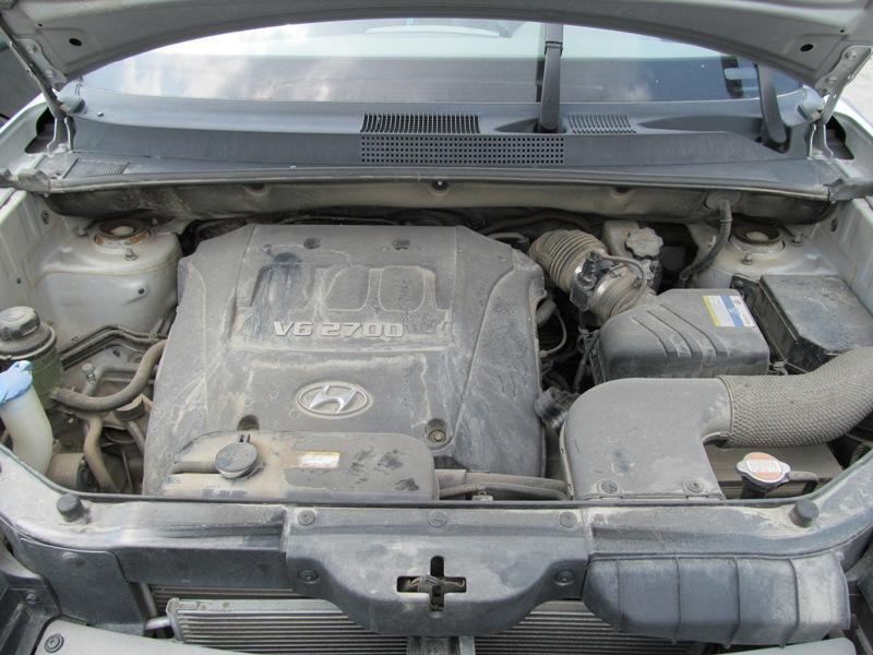 Auto Dezmembrate Hyundai Tucson 2 7 V6 2007 Benzina
