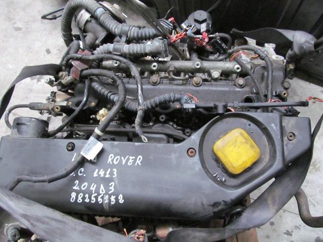 motor land rover freelander 2 0d td4 2002 diesel. Black Bedroom Furniture Sets. Home Design Ideas