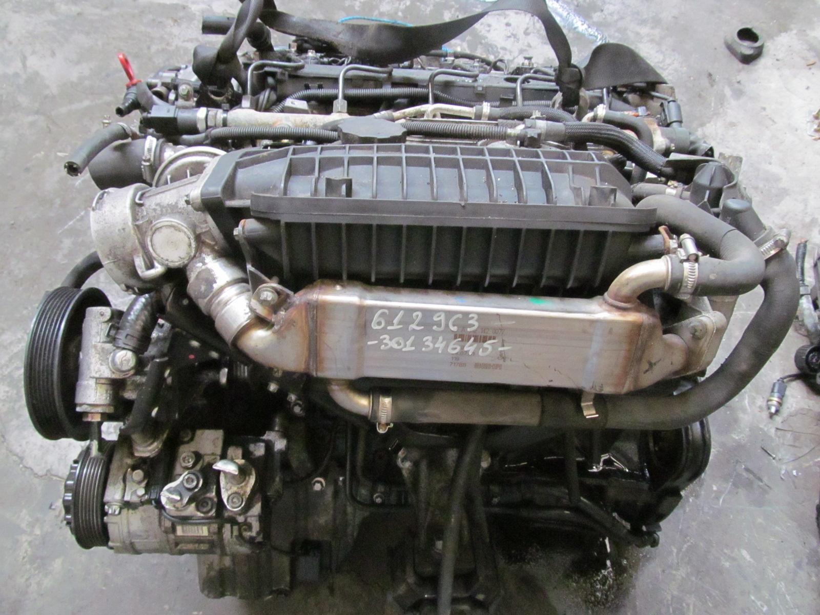 Motor - Mercedes-Benz ML270 2.7CDI 2005 Diesel ...
